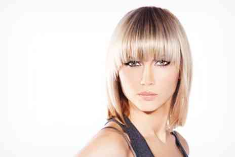 Strandz Hairdressing - Highlights With Cut and Blow Dry - Save 59%