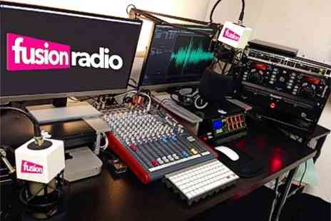 Play Media Training Limited - One Hour Live Radio Show Hosting - Save 51%