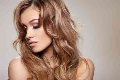 Hairs & Graces - Cut With Half or Full Highlights - Save 51%