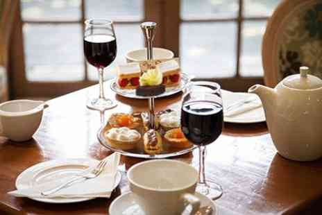 Maison Blanc HO - Afternoon Tea and Wine For Two - Save 51%