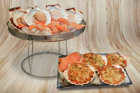 Highland Bay Seafoods - Gourmet Seafood Hampers - Save 40%