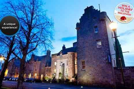 Dornoch Castle Hotel - Two night Scottish castle escape for two - Save 51%