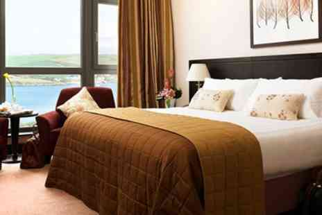 Carlton Hotel Kinsale - Deluxe Cork Country Hotel with Meals & Sea View Upgrade - Save 49%