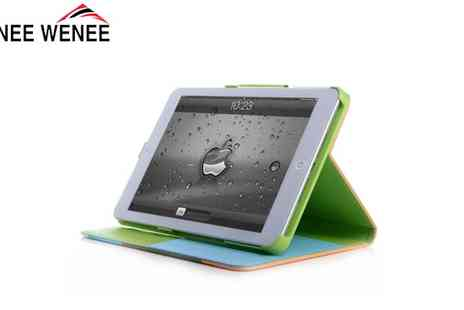 Genee Wenee - Wallet Flip Pouch Stand Case For the iPad mini - Save 46%