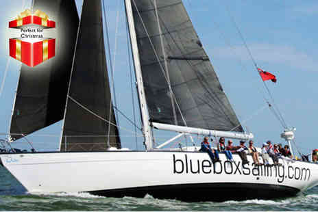 Blue Box Sailing - Solent yacht sailing experience - Save 47%