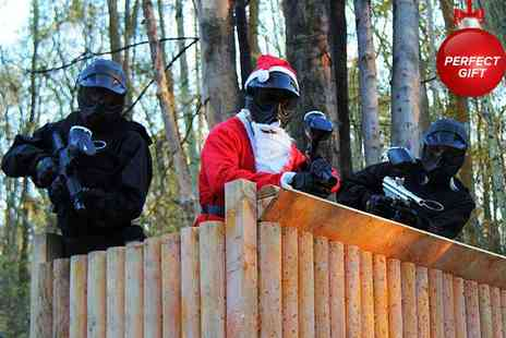 Horizon Paintball - Christmas and New Year paintballing for two - Save 82%