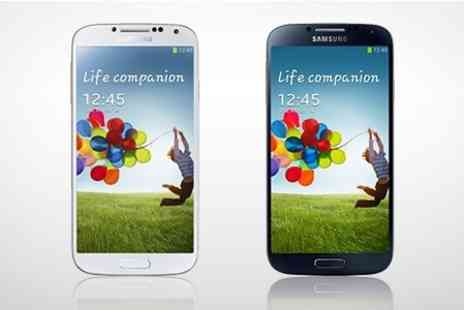 Phones Direct - Samsung Galaxy S4 - Save 50%