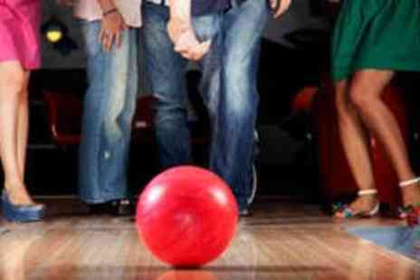 AMF Bowling Wigan - Game of Ten Pin Bowling for Two People - Save 71%