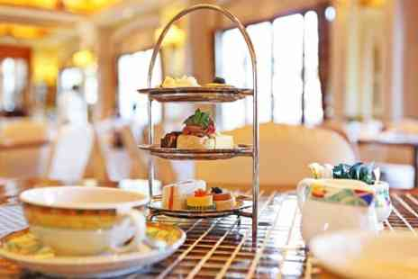 Balmoral Hotel - Afternoon Tea For Two - Save 50%