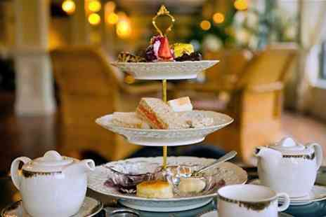 Herriots Hotel - Afternoon Tea With Pimms or Mulled Wine For Two - Save 61%