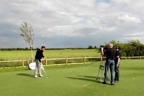 John Letters Golf Academy Solihull - Two Lessons For One - Save 70%