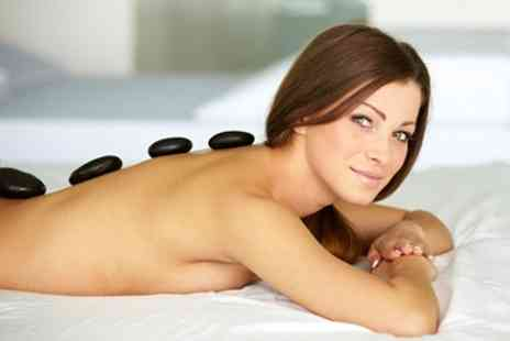 Sophies Sanctuary - Full Body Hot Stone Aromatherapy Massage - Save 55%