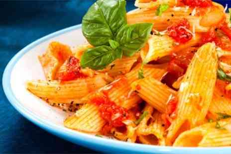 Caffe Latino - Three Course Italian Meal For Two - Save 53%