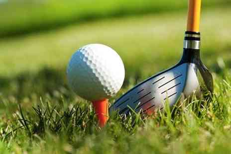 Palleg & Swansea Valley Golf Course - Day of Golf With Breakfast For Two - Save 65%