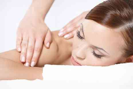 RB Hair & Beauty - Facial Plus Shoulder Massage and Manicure - Save 53%