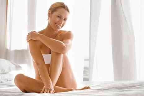 No+Vello Aberdeen - Six Sessions of IPL Hair Removal - Save 75%
