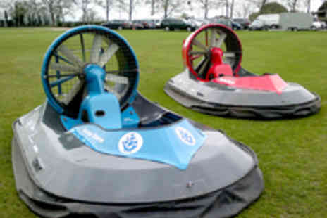 High Cross Hovercraft - Hovercraft Taster Experience for One Person - Save 56%