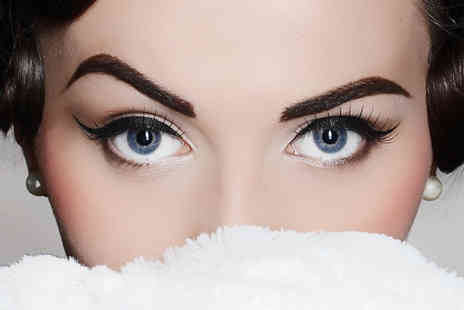 Express Waxing - Eyebrow wax and shape including a brow and lash tint - Save 55%