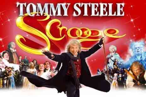 Bill Kenwright - Scrooge The Musical With Tommy Steele Ticket - Save 57%