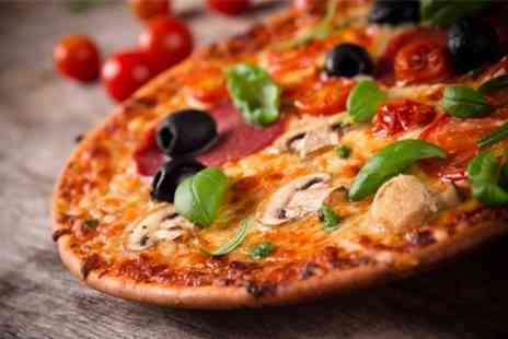 NY Slice - One Large Takeaway Pizzas  - Save 52%