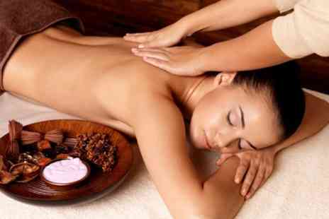 Effortless Beauty - Back Massage Plus Scalp Massage and Warm Foot Cleanse - Save 0%