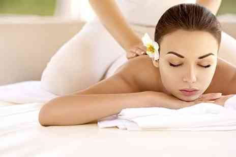 Junerain Beauty - Massage Pamper Package With Facial for One - Save 28%
