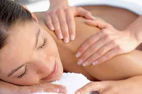 Amazing Grace - Full Body Massage Plus Hot Towel Facial - Save 50%