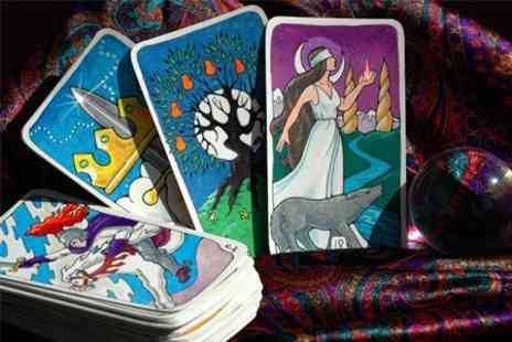 The Magic Box - Tarot or Angel Card Reading - Save 66%