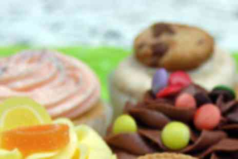 The Phat Baker - £10 for 12 specially made cupcakes - Save 50%