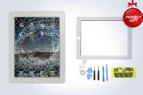 EK Online - Screen replacement & 8pc toolkit for iPad 2  - Save 50%