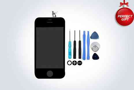 EK Online - Screen replacement & 8pc toolkit for iPhone 4 - Save 50%