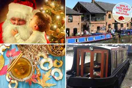 M.BAR.K - Meet Father Christmas cruise  - Save 56%