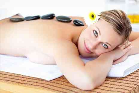 Laser Studio Beauty Center - Hot Stone and Head Massage - Save 77%