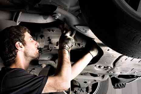 Chalky Whites - 54 Point Winter Car Service With Oil Change - Save 60%