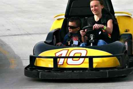 wolverhampton sports arena - Go Karting Party For Up to Ten Kids - Save 25%