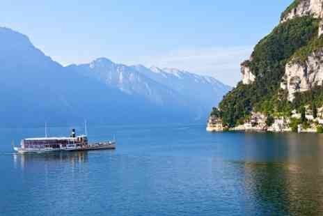 HolidaysBooked.com - In Lake Garda Three Night Half Board Stay With Flights For Two - Save 52%