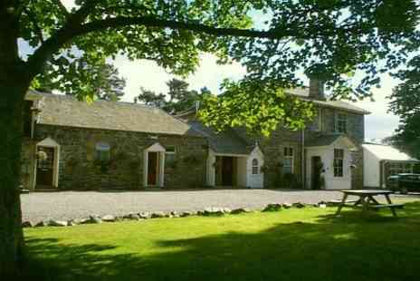 Columba House Hotel - In Inverness shire One Nights For Two With Breakfast and Dinner - Save 59%