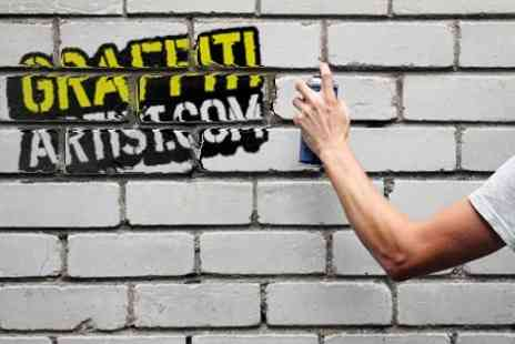 GraffitiArtist.com - 90 Minute Workshop for One - Save 72%