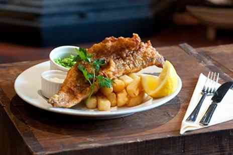 The Partridge Inn - Two Course Meal For Two - Save 51%