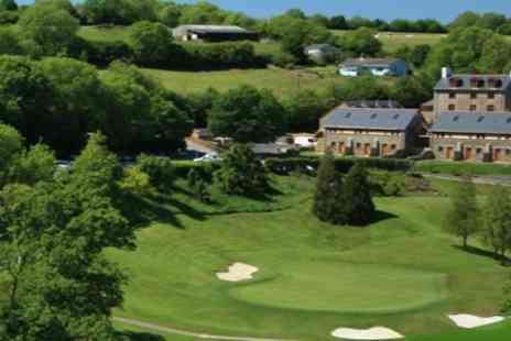 Dartmouth Golf & Country Club - In South Devon Two Nights For Two With Cream Tea - Save 34%