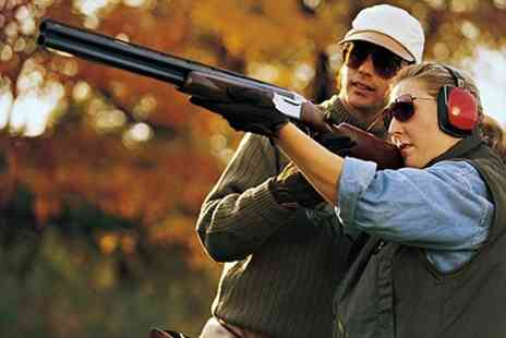 Albert Cochrane Shooting School - Clay Pigeon Shooting For Two - Save 21%