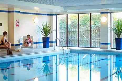 The Hampshire Court Hotel - Spa Access For Two With Treatment Each - Save 30%