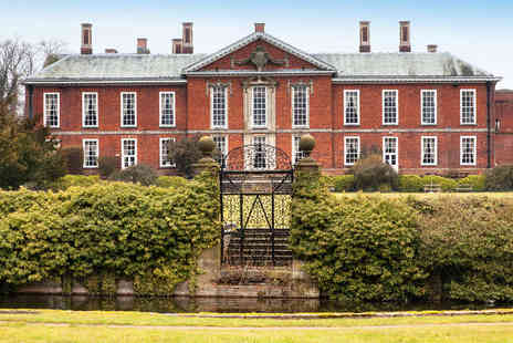 Bosworth Hall Hotel & Spa - Overnight Stay for Two People - Save 60%