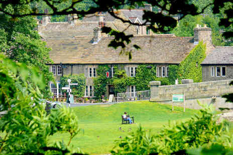 The Red Lion - A Peaceful Retreat in the Yorkshire Dales - Save 51%