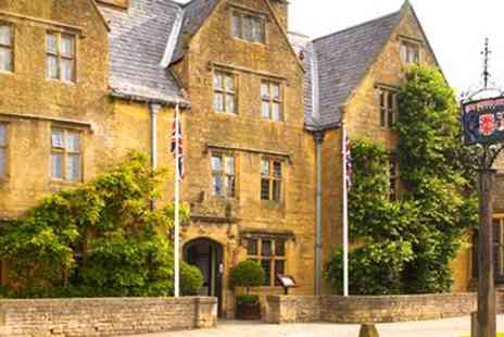 The Lygon Arms - Quintessential Cotswolds Break inc Meals - Save 45%