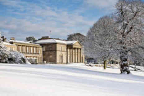 Tatton Park - Tickets to The White Christmas Mansion - Save 40%
