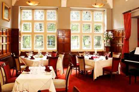 Park House Restaurant - Restaurant of the Year seven Course Menu for 2 - Save 52%