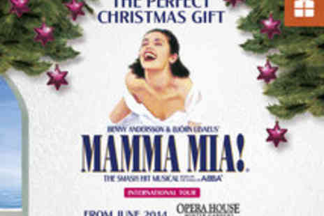 Blackpool Opera House - Tickets to MAMMA MIA - Save 50%