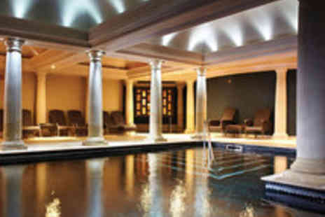 Alexander House Hotel - Luxury Five Star Sussex Spa Break for Two with Dinner - Save 33%