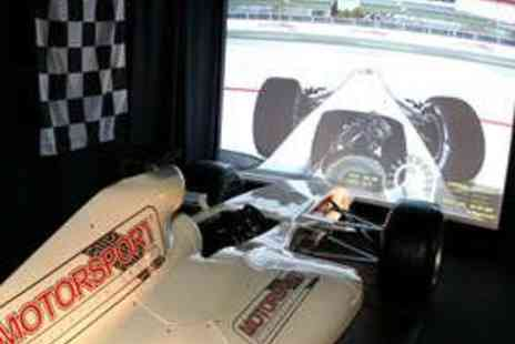 Motorsport Simulation Group - Simulated F1 and Rally Motor Racing Experience - Save 64%